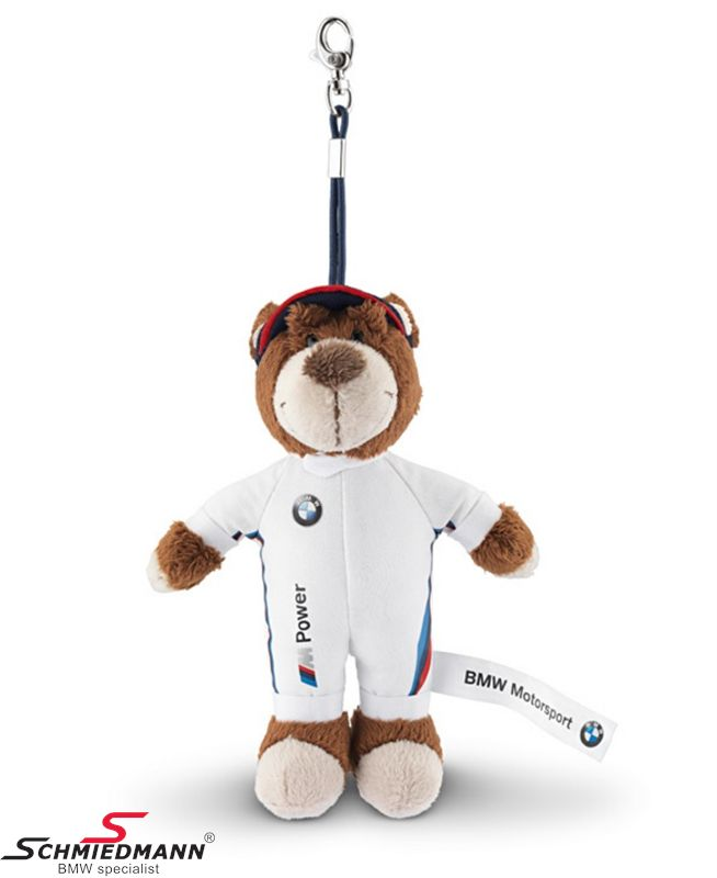 Keyring Teddy -BMW Motorsport-