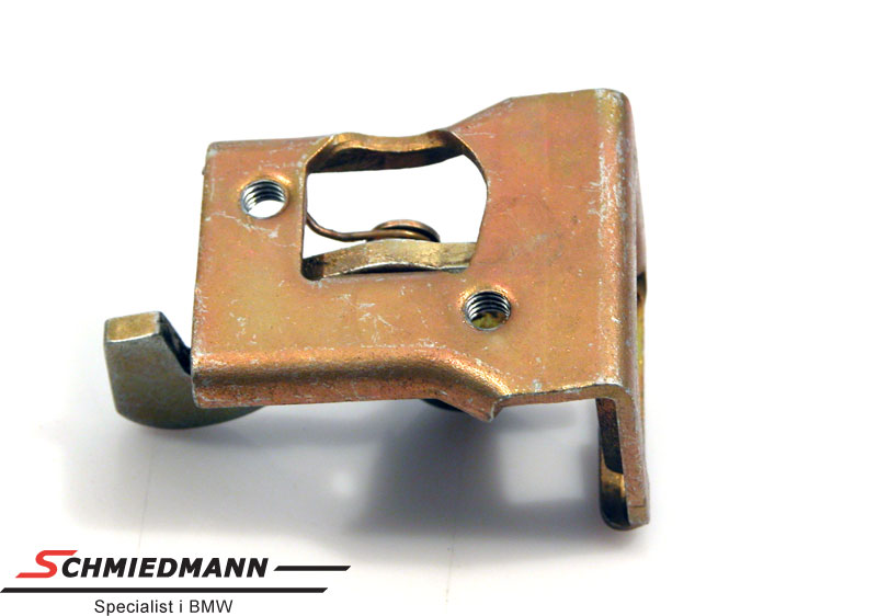 Bagklap-lås til bagklappen nederste del