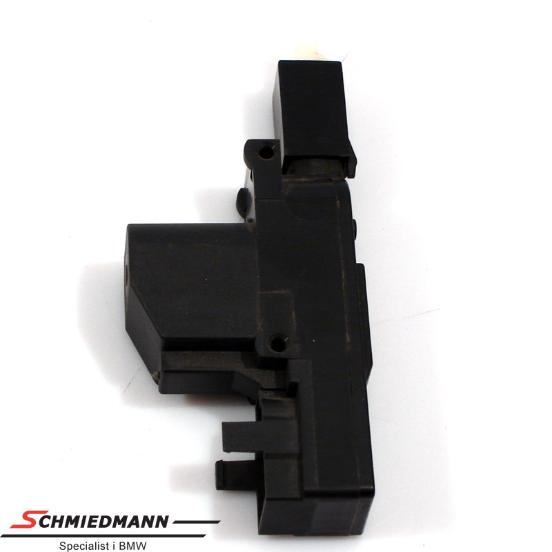 Actuator central locking trunk lid