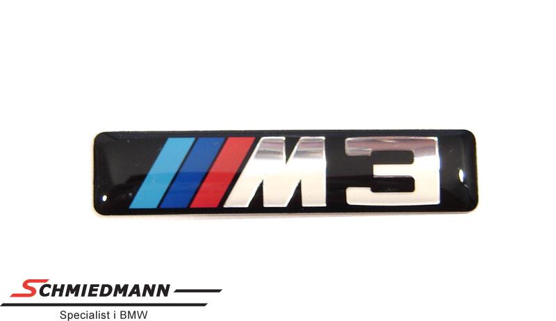 Emblém M3 samolepící