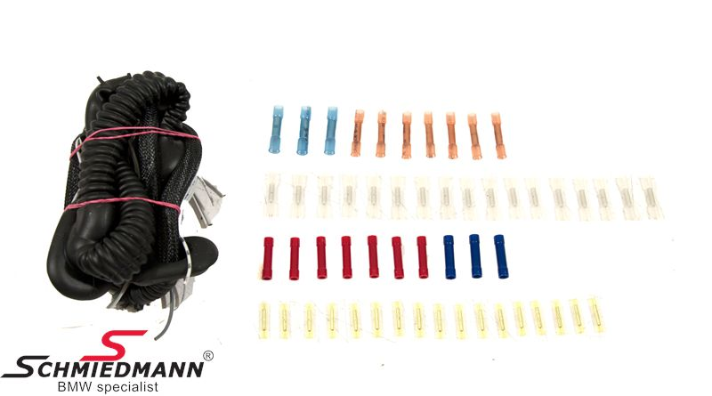 Schmiedmann harness repair set for the trunk lid R.-side 950MM, 28-cored, fast and easy repair