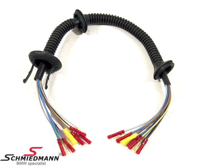 Schmiedmann harness repair set for the trunk lid 300MM, 15-cored, fast and easy repair