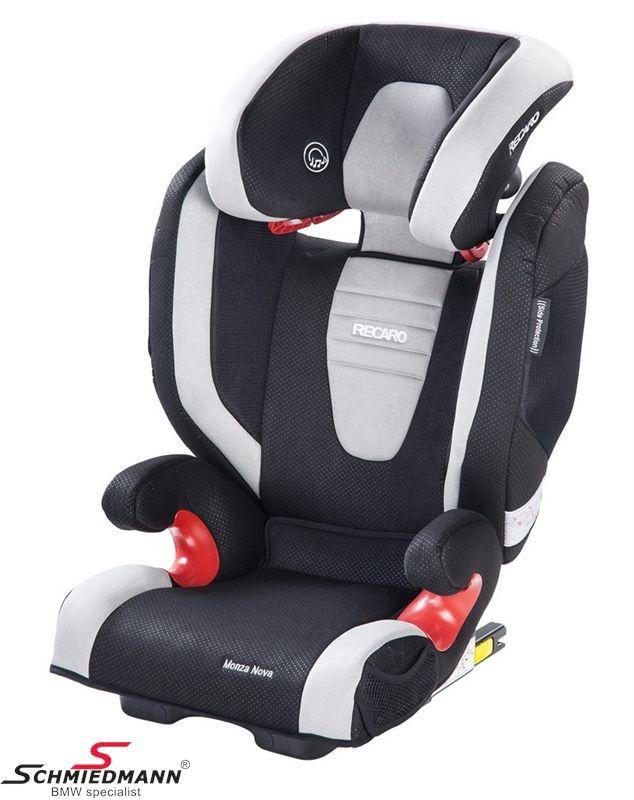 9e6f6a62d00d 61512120866 BMW F07 GT - Child seat original Recaro -Monza Nova 2 Seatfix-  Graphite
