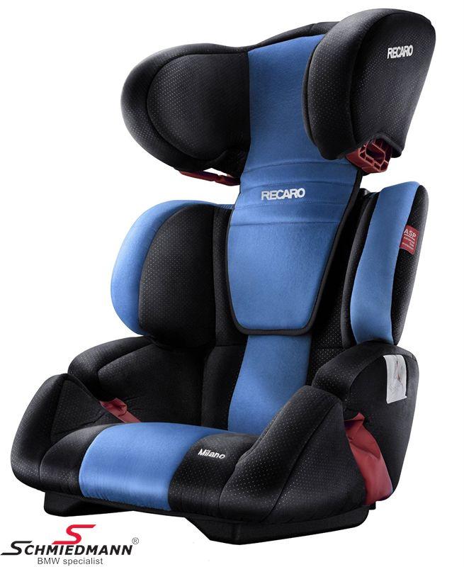 62072121266 Child seat original Recaro -Milano- Saphir, 15-36kg ...