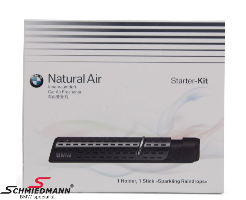 Air freshener Natural Air starter kit - original BMW