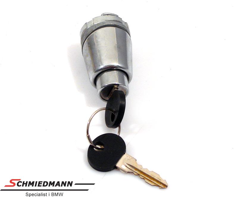 Kofferlokk-lås med nøkkel
