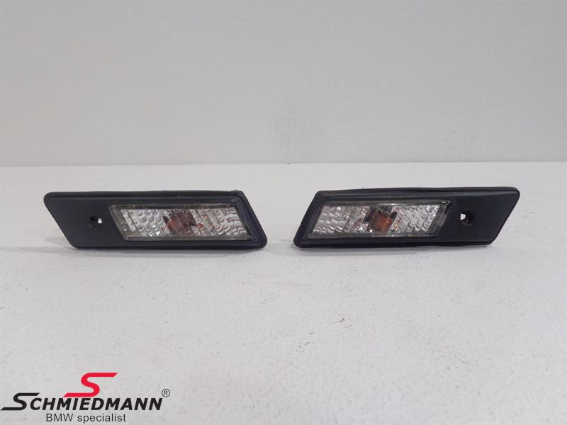 Sideindicators white