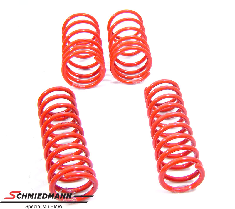 Lowering-set Lowtec front/rear 40/40MM