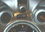 BMW 36112228660 / 36-11-2-228-660  M-Technik fælgemblem