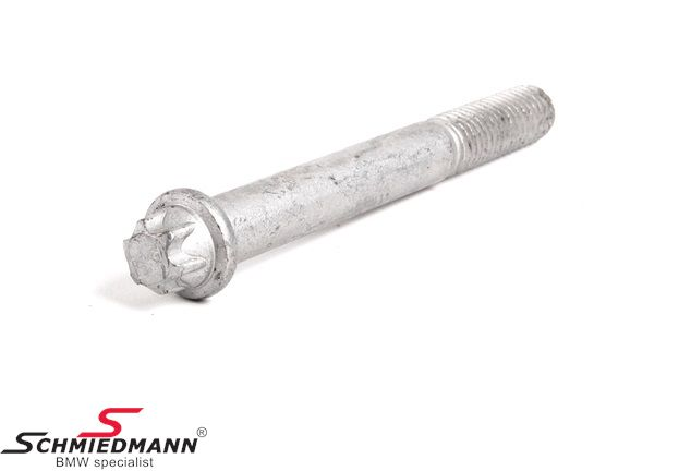 Bolt for instance for the transmission/starter M10X85-8.8-ZNS3