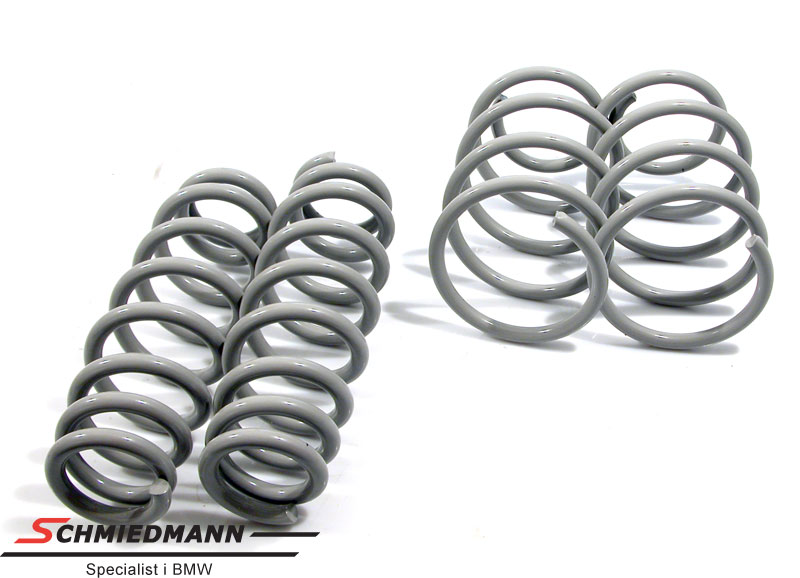 Lowering-set Lowtec front/rear 25/15MM