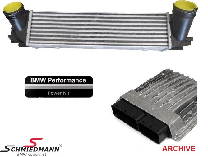 BMW Performance Power Kit - Power gain up to +16 and +40NM extra Original BMW