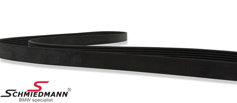 Belt drive aircond. compressor 6PK X 1698