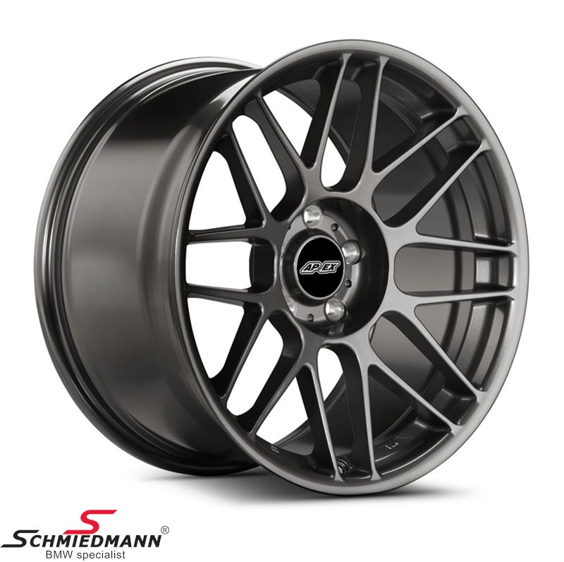 "19"" original APEX ARC-8 lightweight racing rim 9,5X19 (available in 3 colors)"