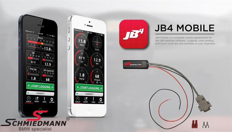 Burger Motorsports JB4 Bluetooth Connect Kit