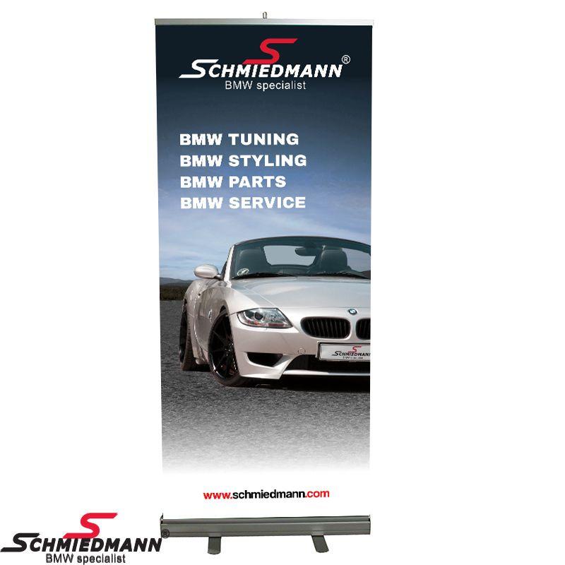 Schmiedmann roll-up 85X200CM -Schmiedmann Tuning/Styling/Parts/Service-