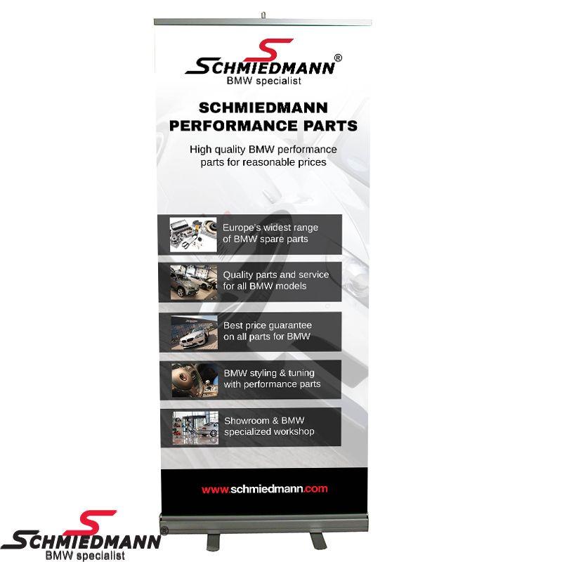 Schmiedmann roll-up 85X200CM -Schmiedmann What We Can-