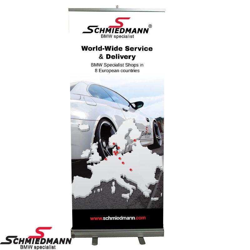 Schmiedmann roll-up 85X200CM -Schmiedmann World-Wide-
