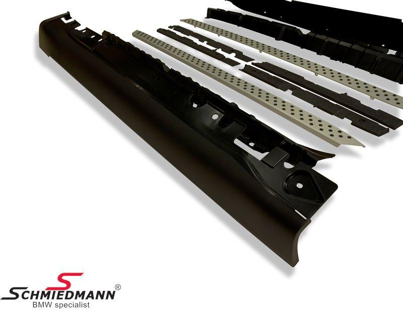 Aluminium Footboard Retrofit Kit 51950443731 51 95 0