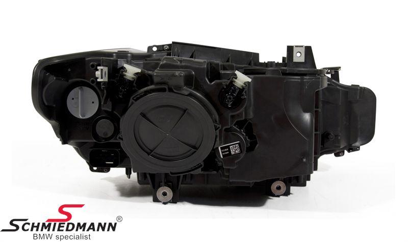 Forlygte H7 V.-side komplet uden xenon/kurvelys original BMW