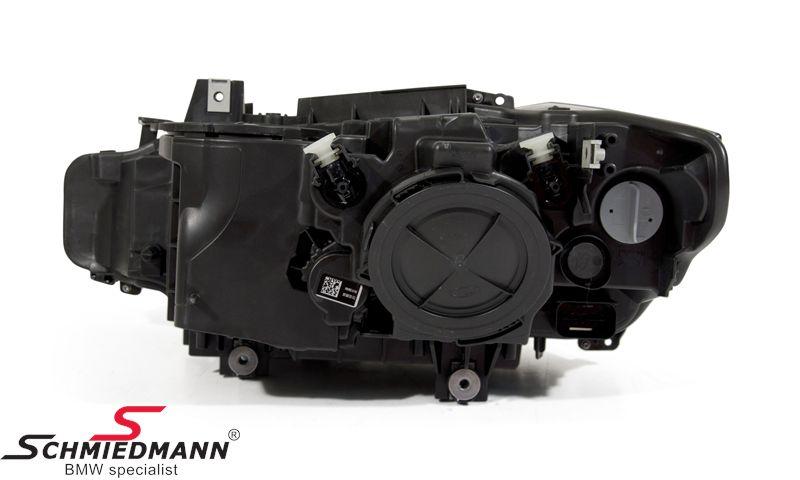 Forlygte H7 H.-side komplet uden xenon/kurvelys original BMW