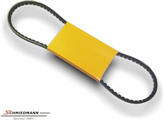 Belt drive waterpump/alternator 9,5x875