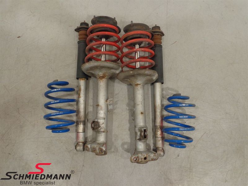 Complete H&R Suspension kit 50/40MM