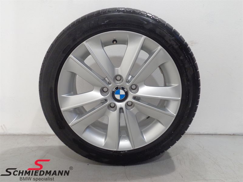"""1pcs 17"""" Alu Wheel LM Rad V-Speiche 141"""