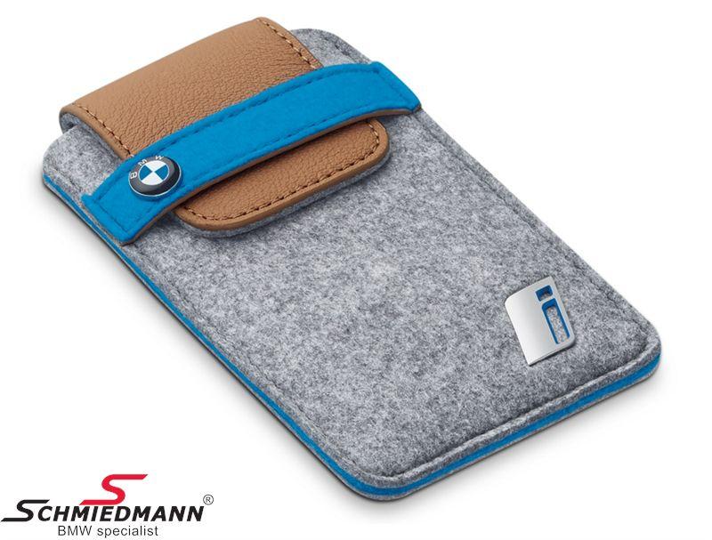 Mobile phone case, Medium -BMW i-