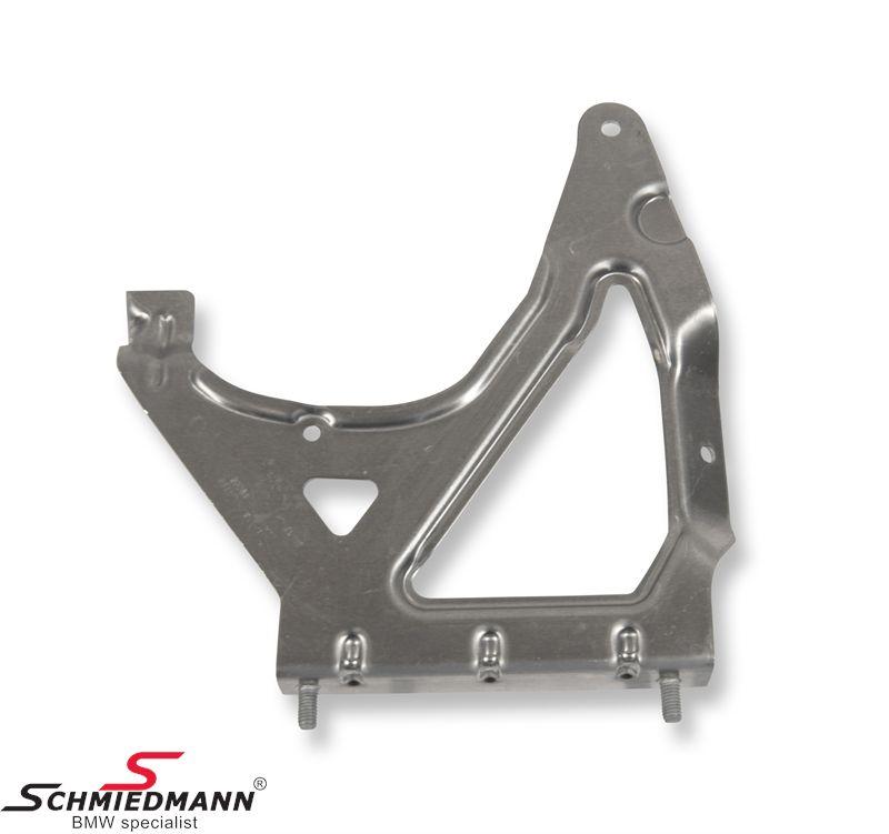 Bracket for brake airduct R.-side