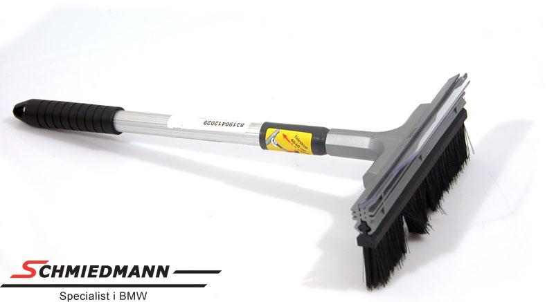 Škrabka na led s kartácem / teleskopicky nastavitelná délka originál BMW