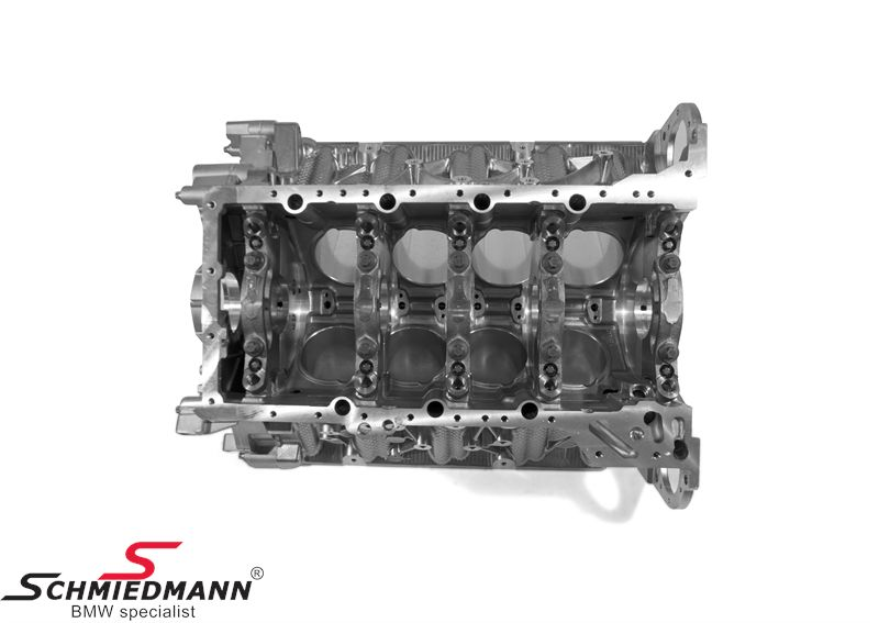 Engine Block With Pistons N63 11112296651 11 11 2 296 651 11 11 2 296 651