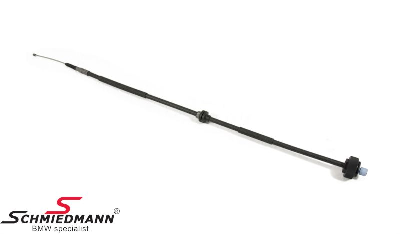 34 43 6 772 104 Bowden Cable Park Brake R Side