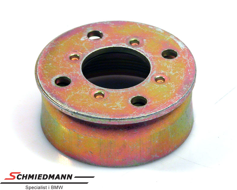 Ring for spring strut/shock absorber front
