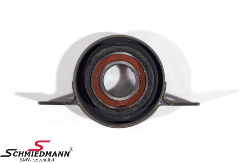 Centre mount drive shaft rear