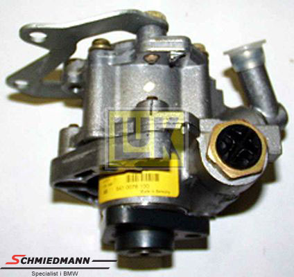 Powersteering exchange pump