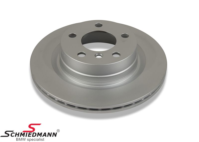 Brake discs rear ventilated 300X20MM