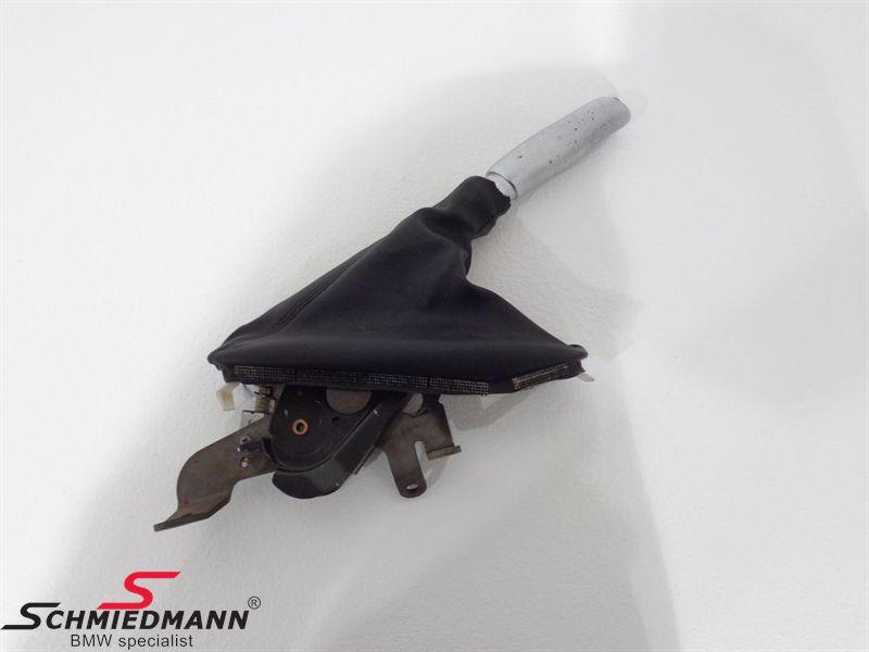 Handbrake handle matchrom
