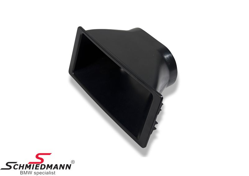 Motorsport brake airduct (replaces the foglight) M3 EVO3/3 L.-side