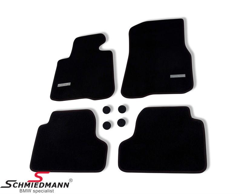 Fussmattensatz original Schmiedmann -Exclusive- extra dicke Qualität