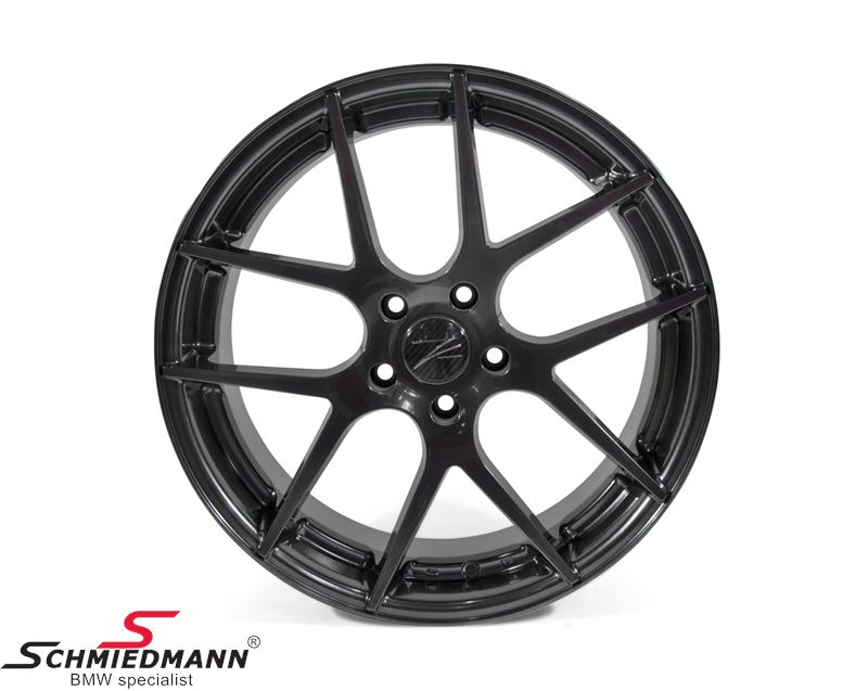 "20"" Z-Performance -Type 7- vanne 8,5x20 ET35, Hyper Black"