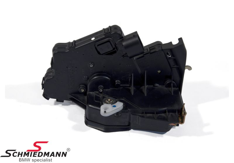 Centrallås motor inklusiv låsemekanisme H.-side