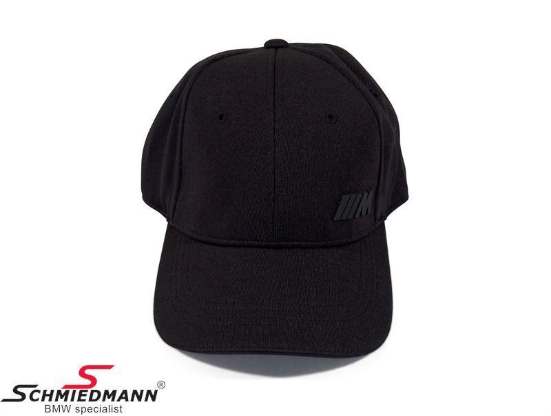 Cap ///M performance, black