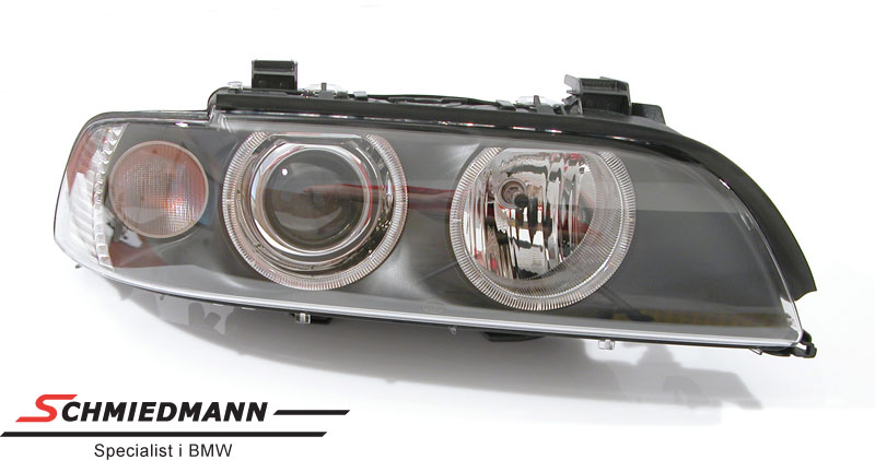 Headlight facelift 2000 with white indicator R.-side xenon