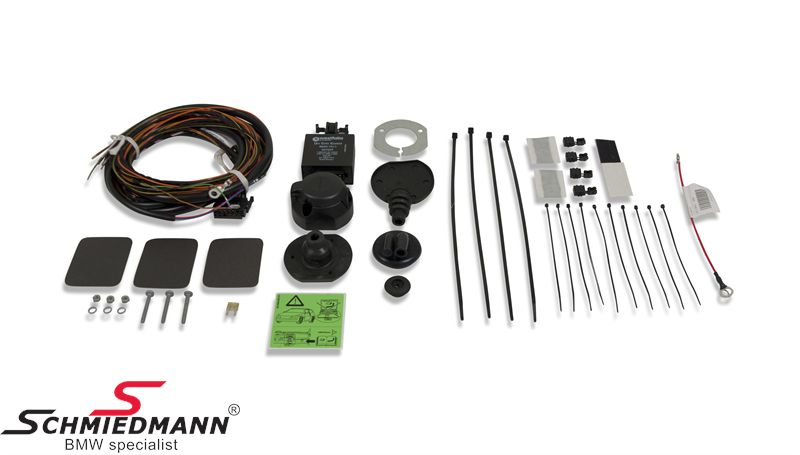 Cable set towing hitch 7 pole