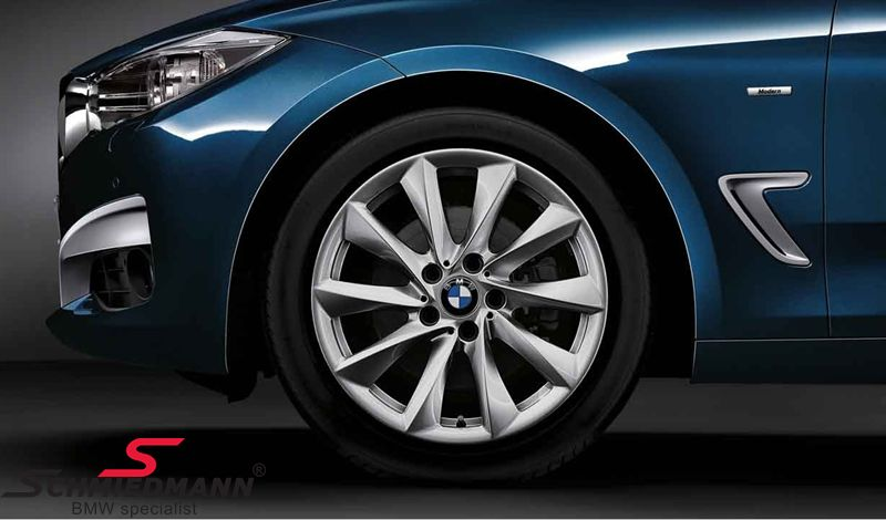 "18"" Turbinenstyling 415, rim 8X18 ET34 (original BMW)"