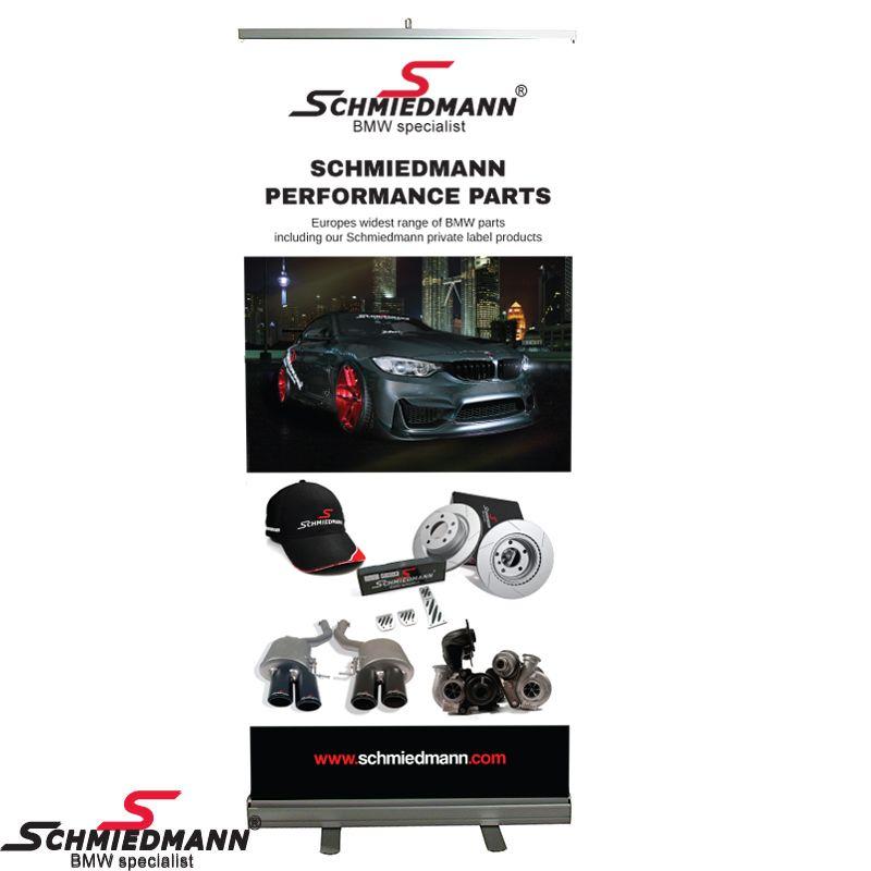 Schmiedmann roll-up 85X200CM -Schmiedmann Private Label-