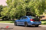 BAF30EVOCAR  Heckklappe BMW F30 CSL Look  mit eingebauter Spoilerlippe