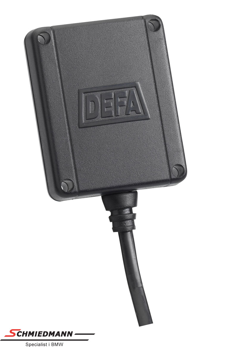 Motion sensor for DEFA alarm system