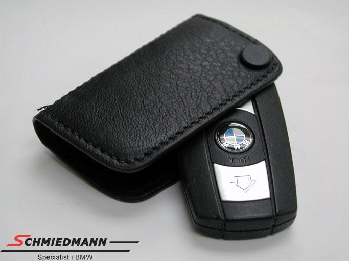 Nyckelfodral läder -BMW-
